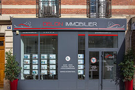 Logo DELON IMMOBILIER REAL ESTATE COMPANY